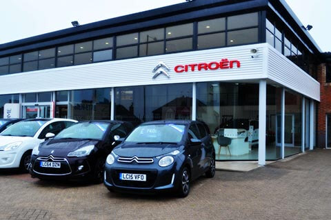 Perry Barr Citroen