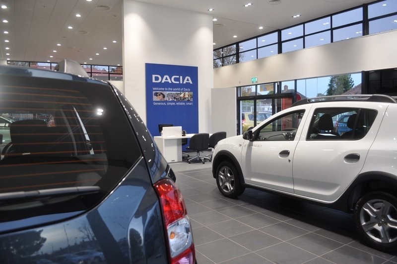 Perry Barr Dacia