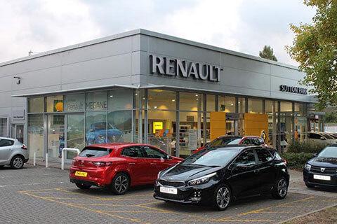 Sutton Coldfield Renault