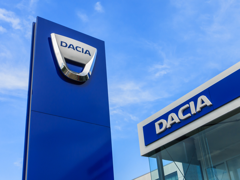 Warwick Dacia - Dacia Dealership in Warwick