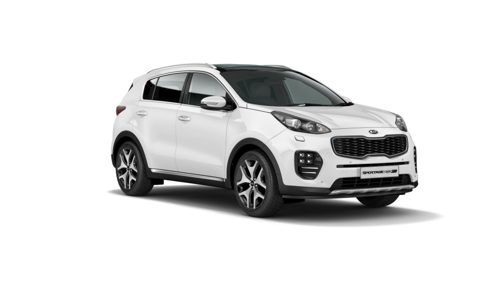 ALL-NEW SPORTAGE SEES CHANGES AS IT ENTERS 2017
