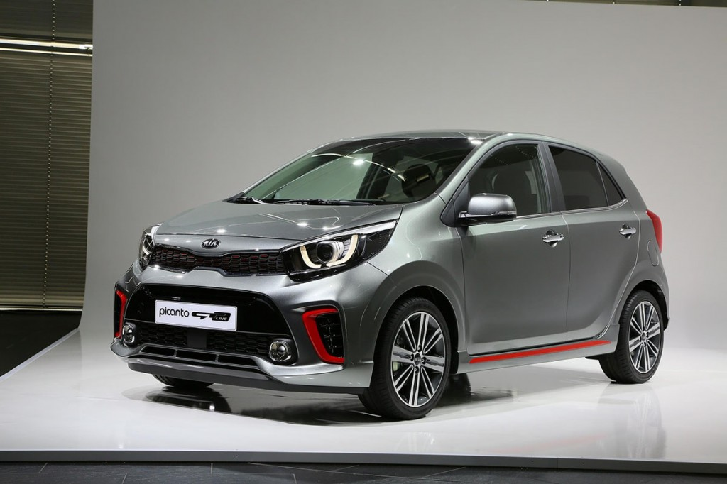 All-New Picanto Revealed