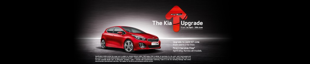 Kia announces spring deals at Sutton Park Group