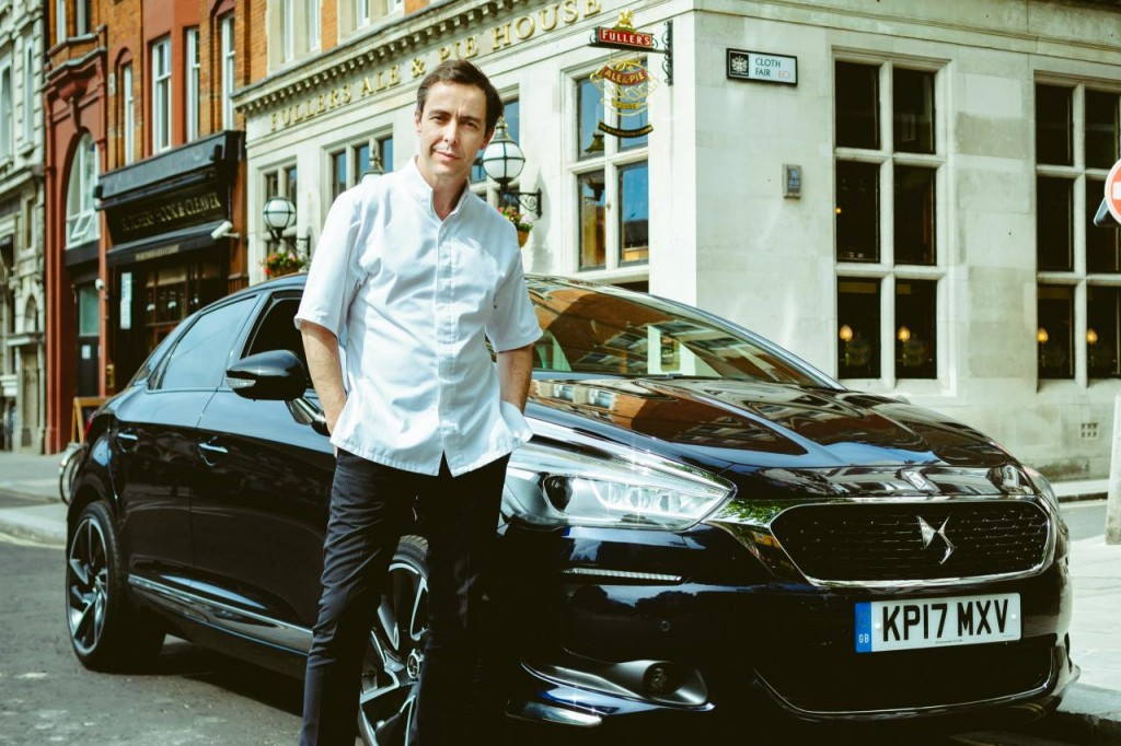 DS AUTOMOBILES AND PASCAL AUSSIGNAC BRING THE FUTURE OF HAUTE CUISINE TO TASTE OF LONDON