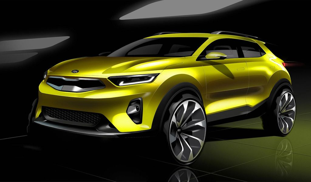 KIA INTRODUCES THE STONIC: AN EYE-CATCHING AND CONFIDENT COMPACT CROSSOVER