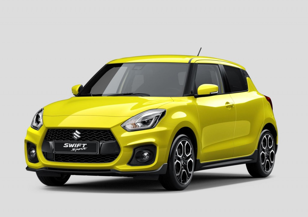 WORLD PREMIERE: NEW SWIFT SPORT TO DEBUT AT 67TH IAA FRANKFURT MOTOR SHOW
