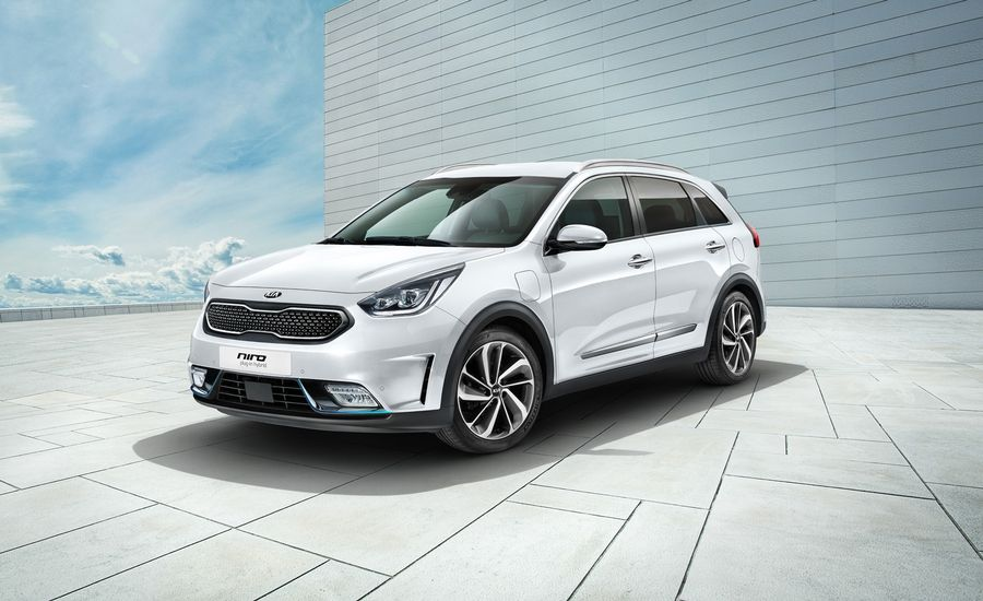 KIA ADDS PLUG-IN HYBRID TO NIRO RANGE