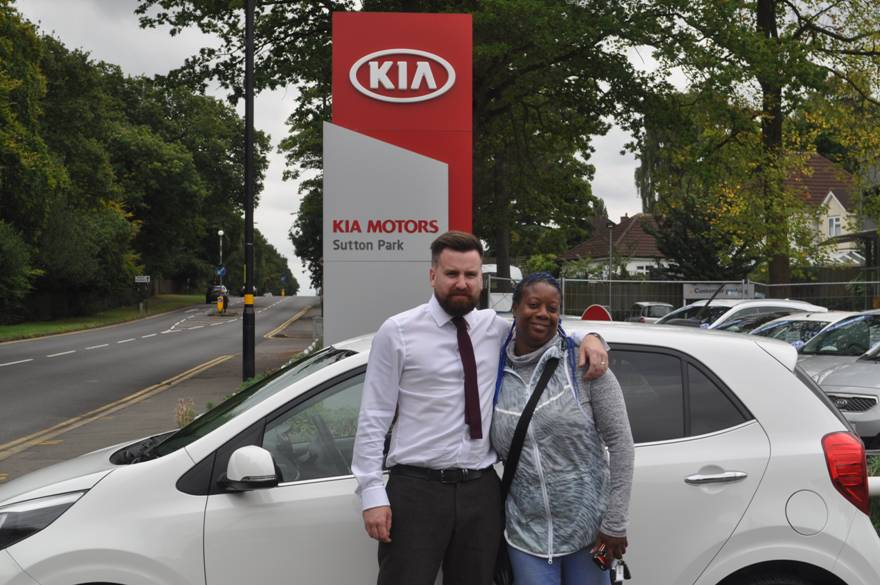 WINNER OF KIA PICANTO WITH CAPITAL RADIO IS REVEALED
