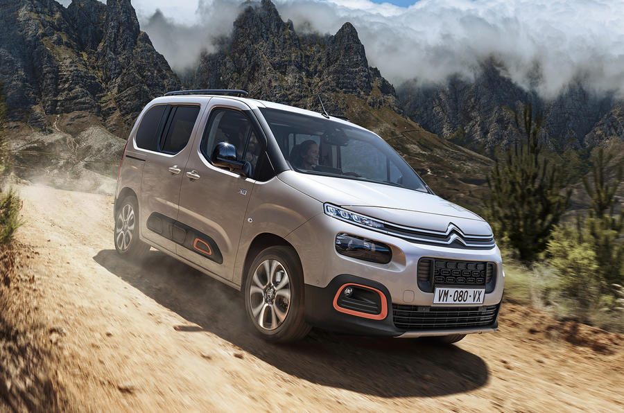 NEW CITROËN BERLINGO MULTISPACE: THE STORY CONTINUES WITH EVEN MORE STYLE, PRACTICALITY AND COMFORT
