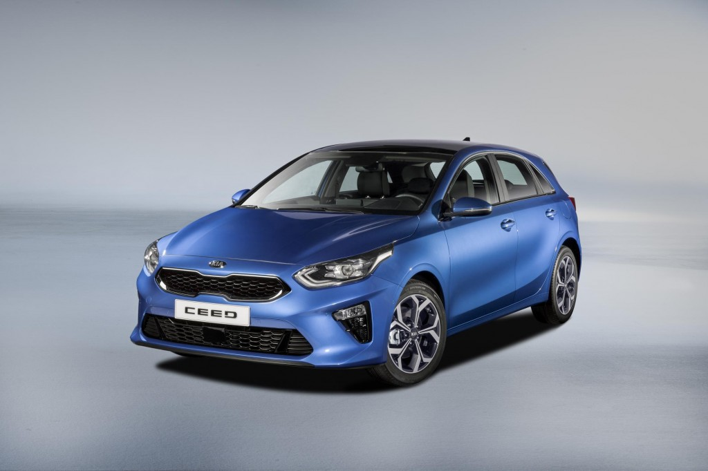 MADE IN EUROPE: THE INNOVATIVE THIRD GENERATION KIA CEED