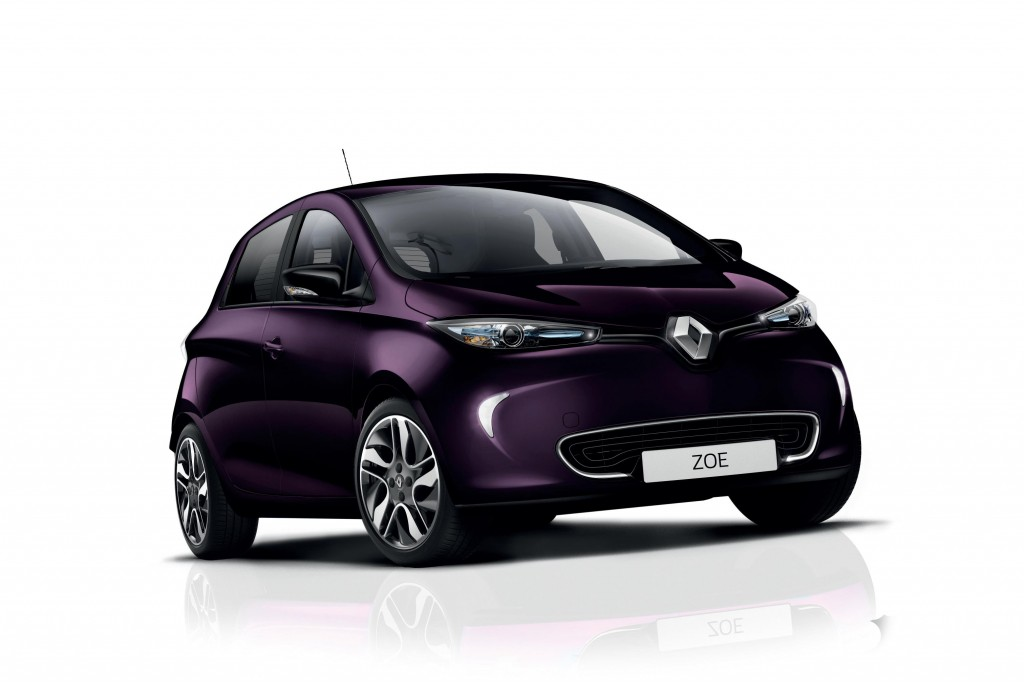 MORE POWER AND SPEED FOR ALL-ELECTRIC RENAULT ZOE – EUROPE'S BEST-SELLING EV
