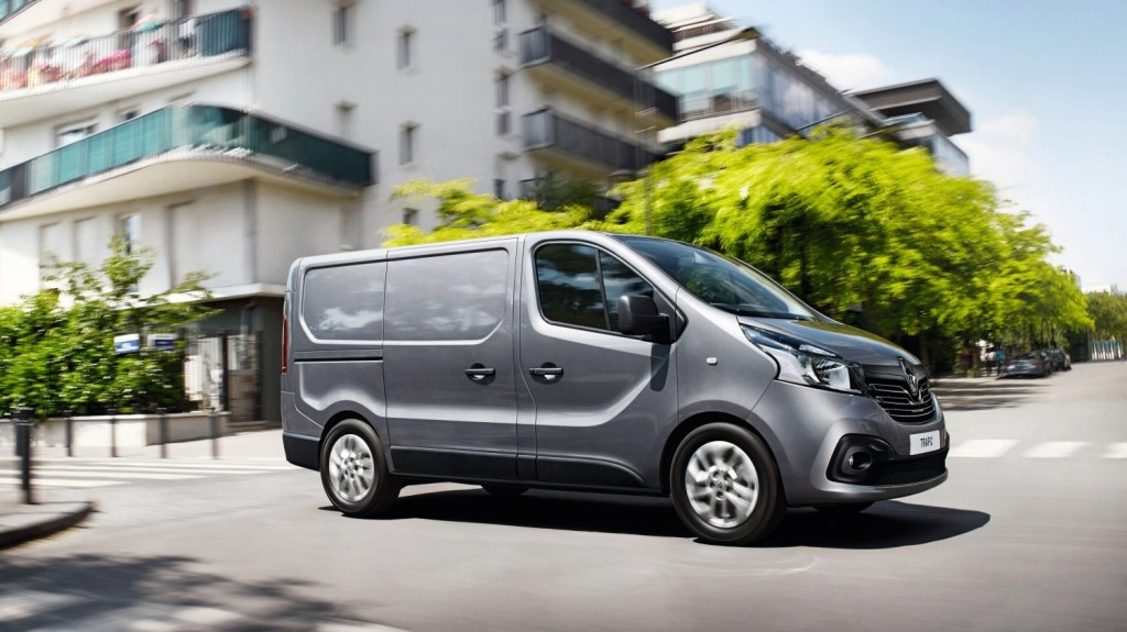 RENAULT PRO+ COMMERCIAL VEHICLES CONFIRMS 2018 CV SHOW LINE-UP