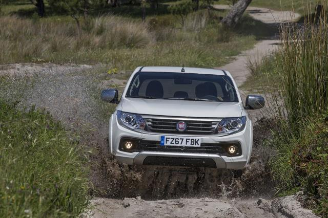 FIAT FULLBACK CROWNED 'BEST VALUE PICKUP' AT NEW AWARDS