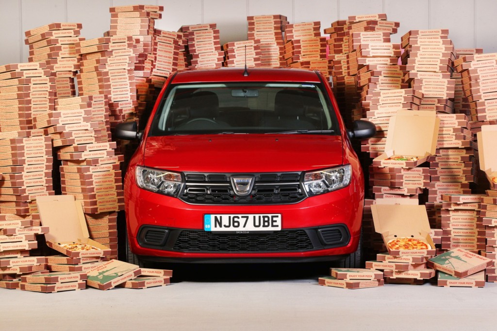 DACIA SAVES THE UK £1.5 BILLION IN FIVE YEARS
