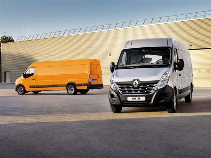RENAULT MASTER AND KANGOO ARE THE SAFE OPTION FOR REDUCING ASBESTOS THROUGHOUT SCOTLAND