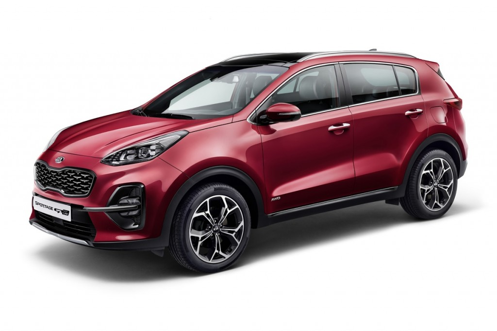 UK PRICING AND SPECIFICATIONS FOR NEW SPORTAGE ANNOUNCED BY KIA