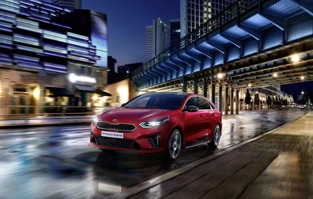 ALL-NEW KIA CEED MAKES UK DEBUT AT LONDON MOTOR SHOW