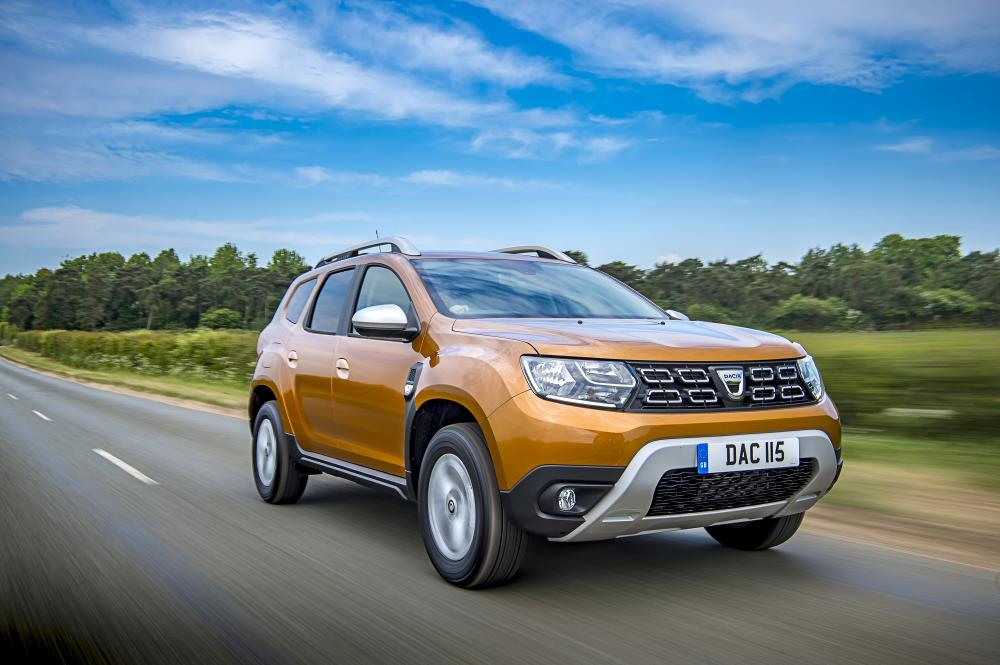 ALL-NEW DACIA DUSTER WINS VALUE CAR OF THE YEAR AT THE SUN MOTOR AWARDS 2018