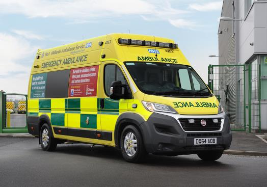 FIAT PROFESSIONAL AMBULANCE PLAN: SAVING LIVES AND SAVING MONEY