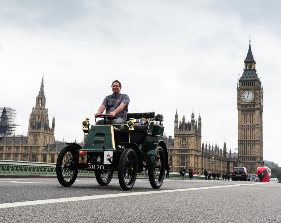 RENAULT CELEBRATES 120TH ANNIVERSARY WITH LONDON TO BRIGHTON VETERAN CAR RUN PARTNERSHIP