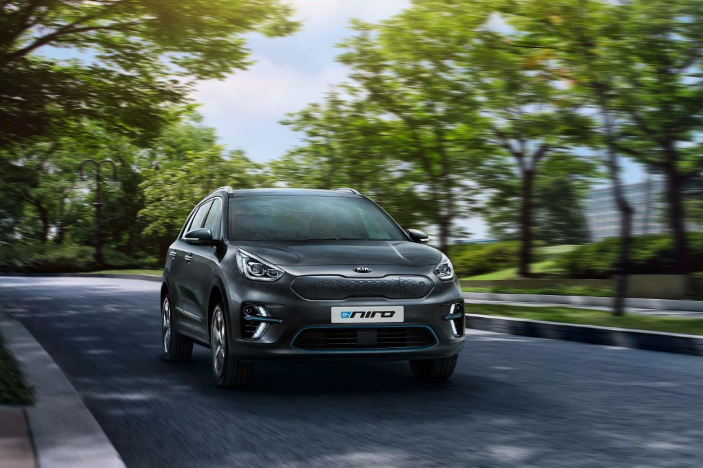 ALL-NEW KIA E-NIRO NAMED ELECTRIC CAR OF THE YEAR AT DRIVINGELECTRIC AWARDS