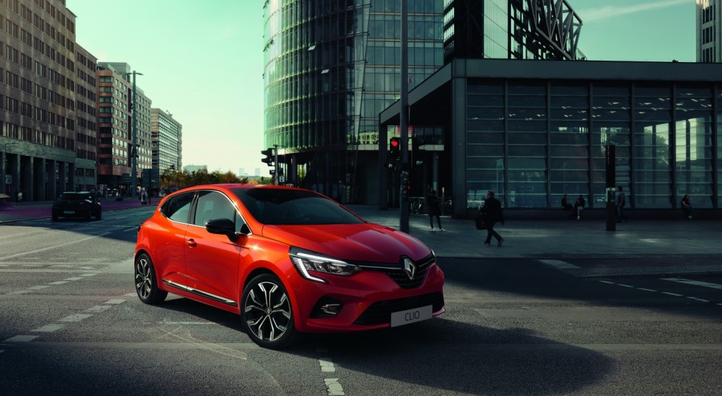 ALL-NEW RENAULT CLIO: THE ICON OF A NEW GENERATION FULLY REVEALED AT GENEVA MOTOR SHOW