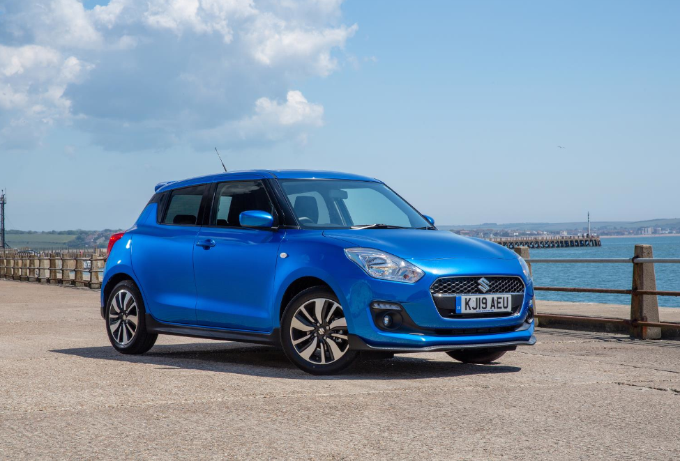 SUZUKI RANKS AS THE TOP AUTOMOTIVE BRAND ONCE AGAIN