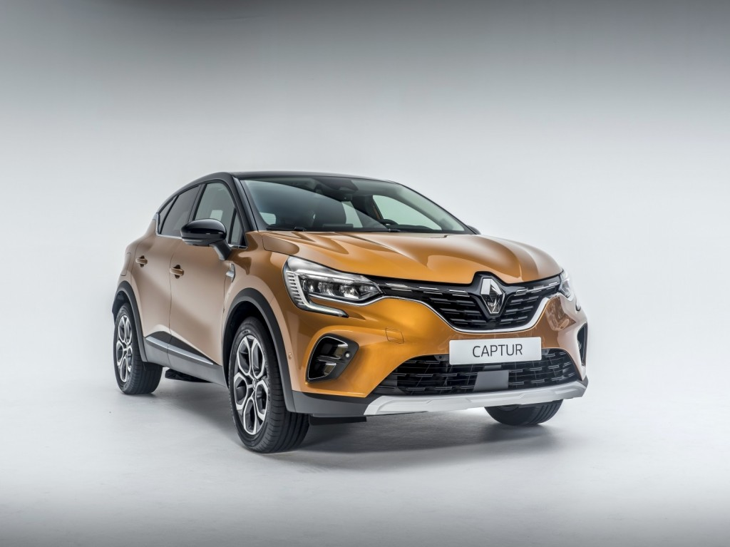 RENAULT REVEALS ALL-NEW CAPTUR UK PRICING AND SPECIFICATIONS