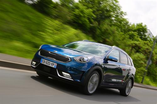 MULTIPLE VICTORIES FOR KIA IN USED CAR TOP 50 AWARDS