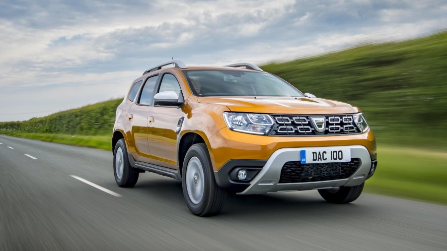 GREAT VALUE DACIA DUSTER CARRIES OFF HONOURS IN 2019 TOW CAR AWARDS