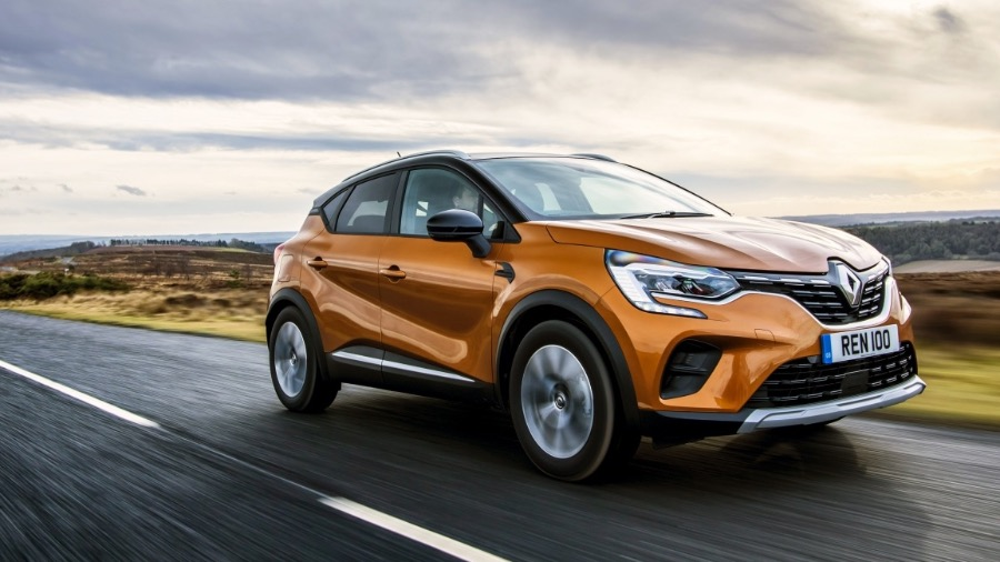 'Drive Now, Pay Later' launched on All-New Clio, All-New Captur and Kadjar