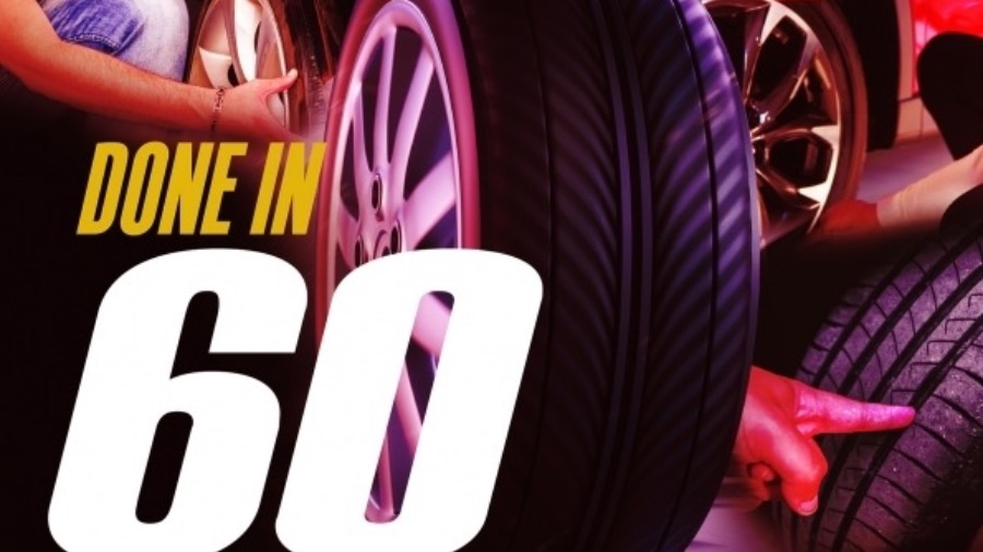 Done In 60 Seconds – Are Your Tyres Ready For ACTion?