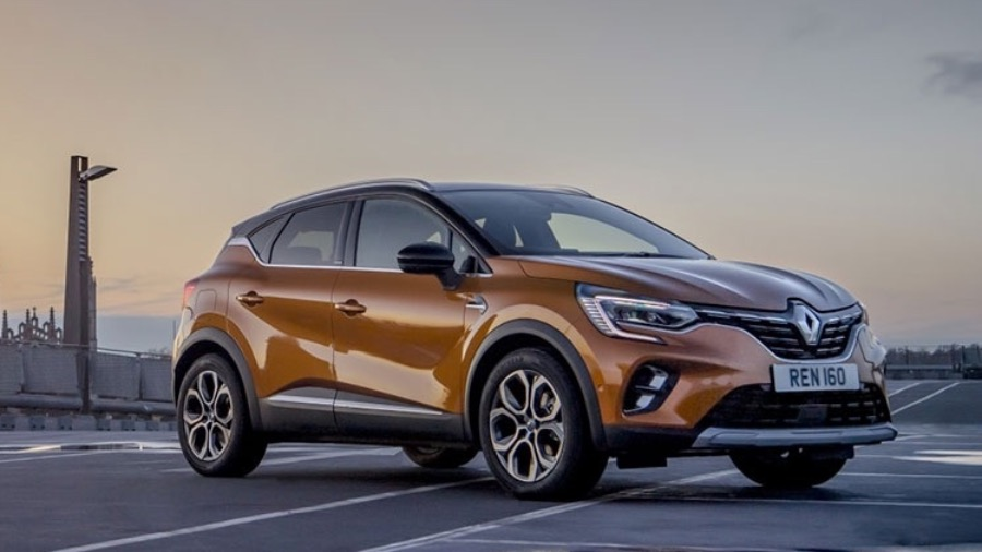 ALL-NEW RENAULT CAPTUR E-TECH PLUG-IN HYBRID