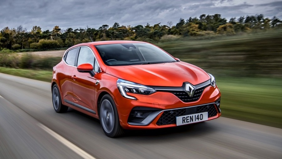 ALL-NEW RENAULT CLIO E-TECH HYBRID