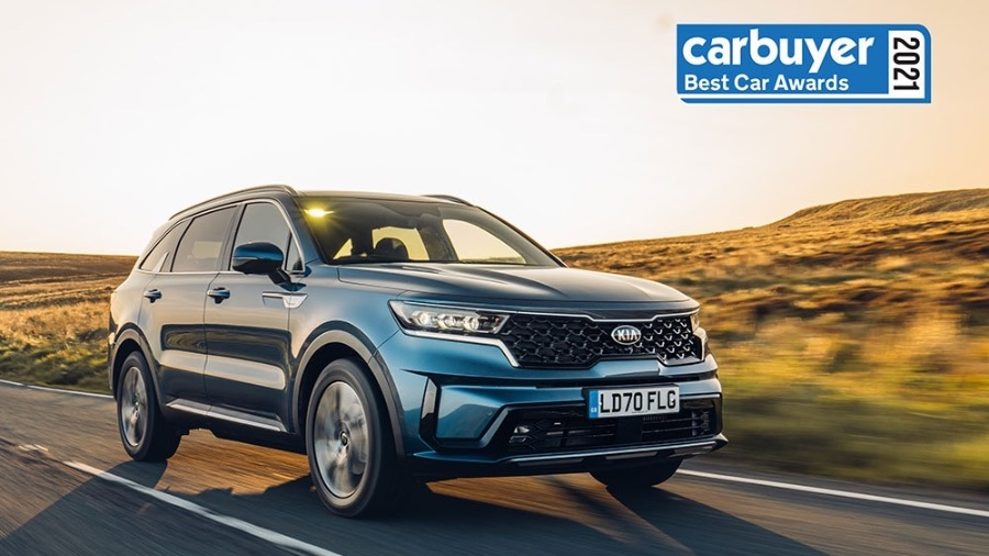 FURTHER SUCCESS FOR KIA AT AM AWARDS 2020