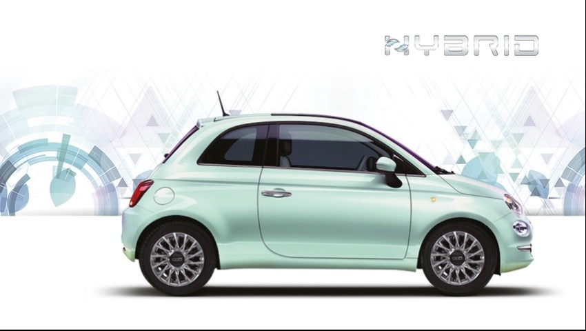 FIAT 500 New Car Offer