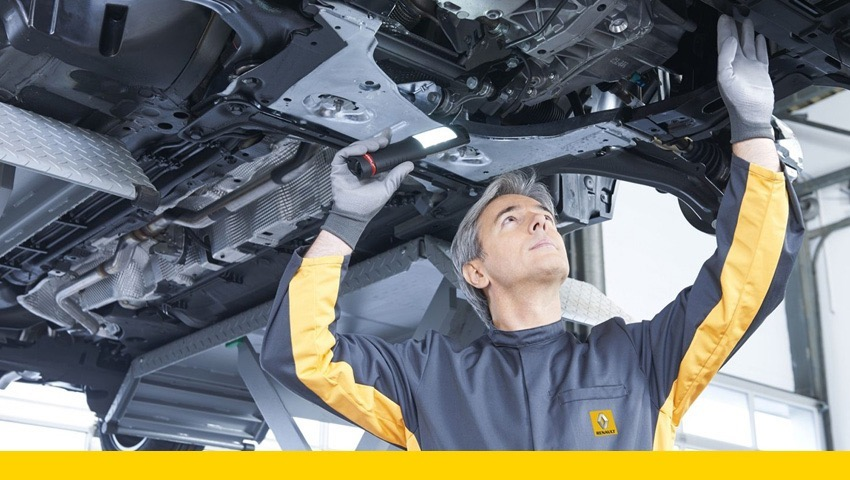 Is your Renault Outside of Warranty? Servicing from £149.99