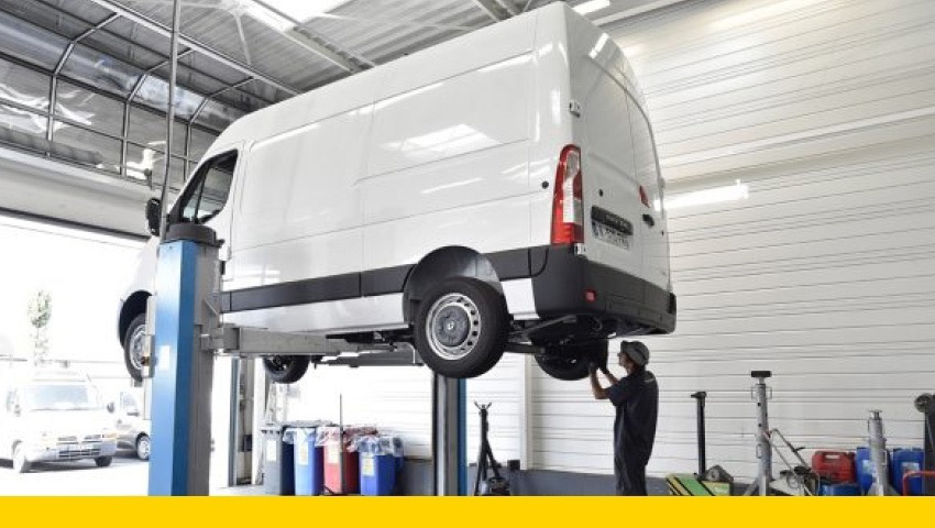 Class 7 MOT Testing for Renault Commercial Vehicles