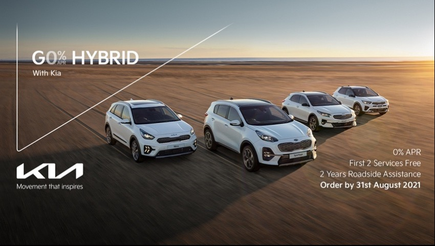 kia  New Car Offer