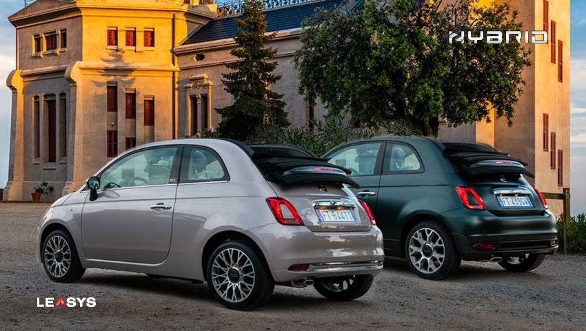 Fiat 500C Hybrid | From £255 PEr Month | £255 Deposit | 4.9% APR