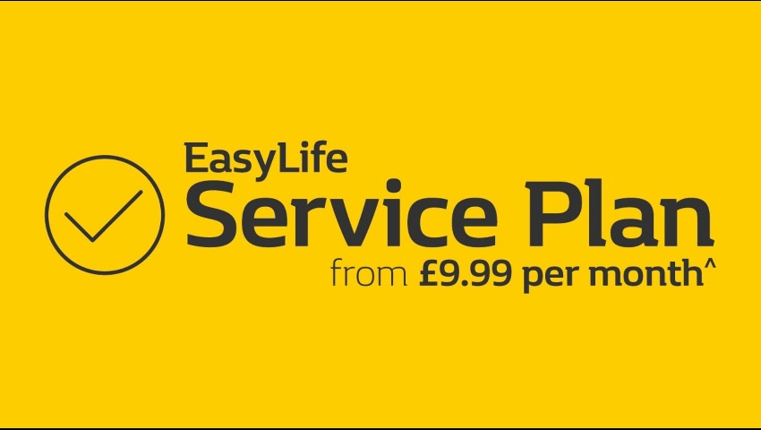 Renault EasyLife Service Plans