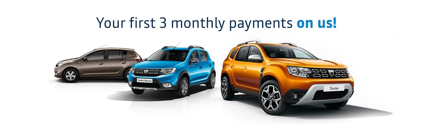 Dacia Logan MCV Stepway from £139 Per Month*