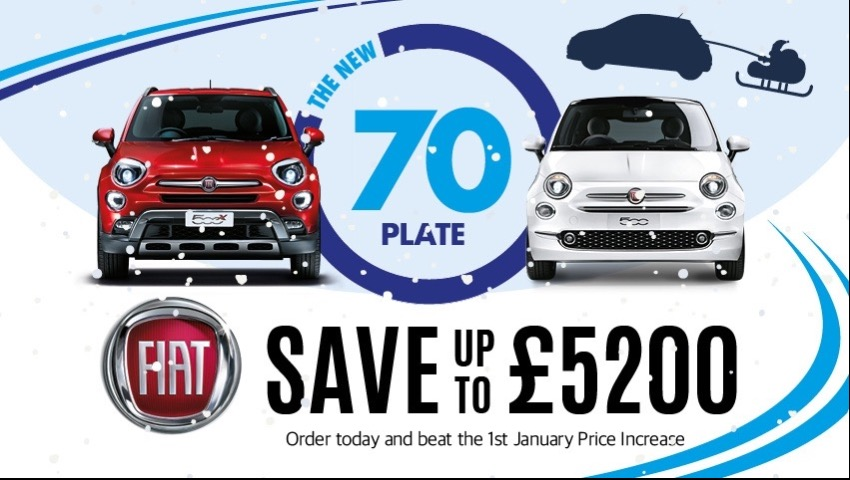 FIAT  New Car Offer