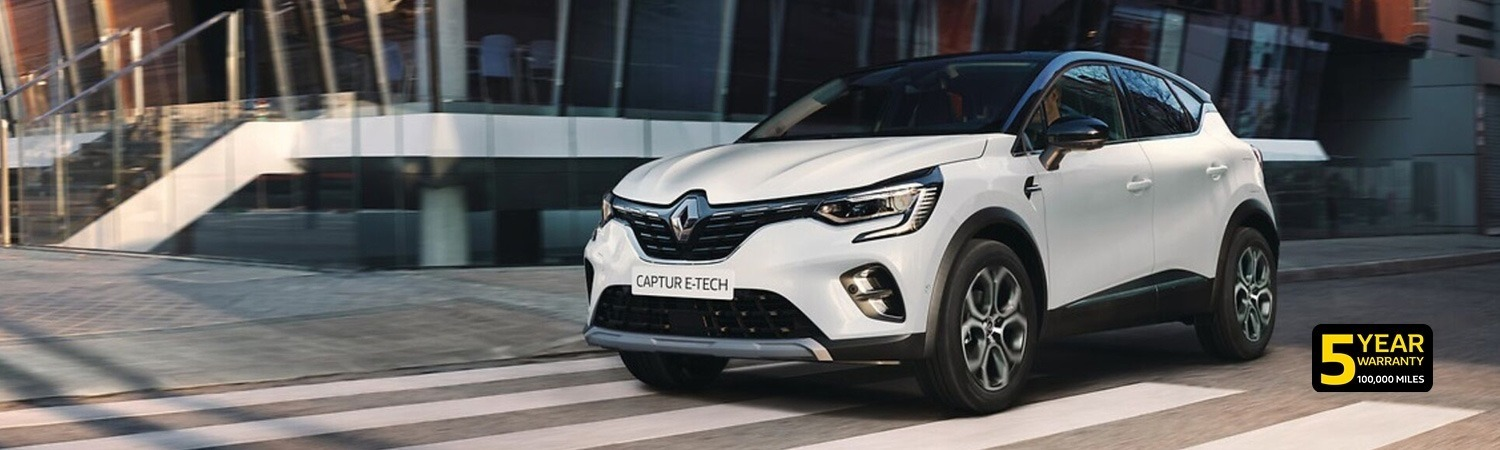 All-New Renault KOLEOS from £299 Per Month*
