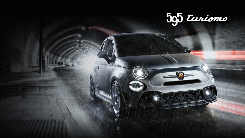 abarth 595 Turismo New Car Offer