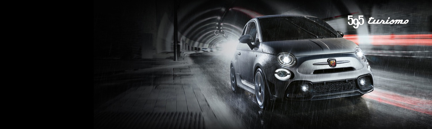 Abarth 595 T-Jet from £179 Per Month with £750 Deposit Contribution*